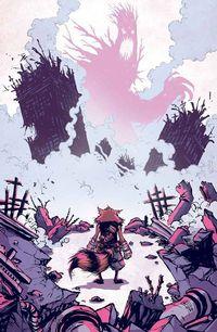 Rocket Raccoon #9