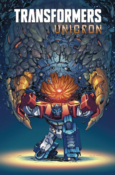 DEC180766 ComicList Previews: TRANSFORMERS UNICRON TP