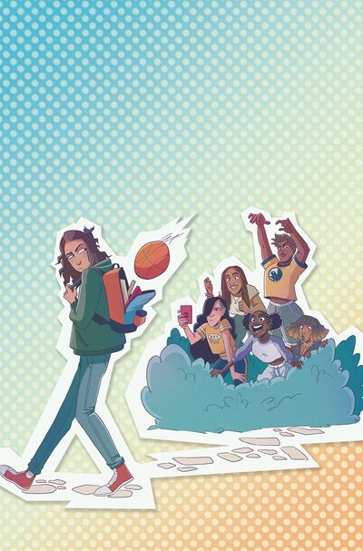 DEC181375 ComicList Previews: THE AVANT-GUARDS #2