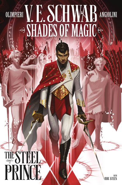DEC182084 ComicList Previews: SHADES OF MAGIC VOLUME 1 THE STEEL PRINCE TP