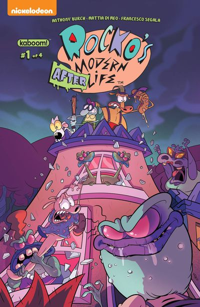 FEB191254 First Look at BOOM! Studios' ROCKO'S MODERN AFTERLIFE #1