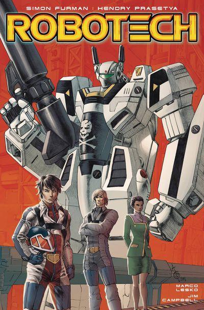 FEB191995 ComicList Previews: ROBOTECH #19
