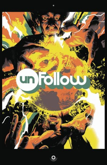 Unfollow #17 Cover by Matt Taylor