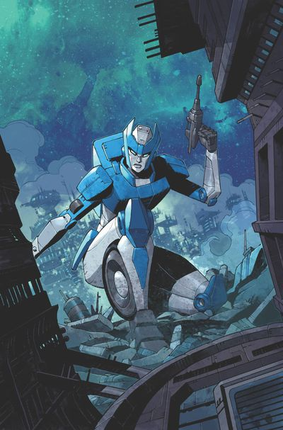 JAN190719 ComicList Previews: TRANSFORMERS #2