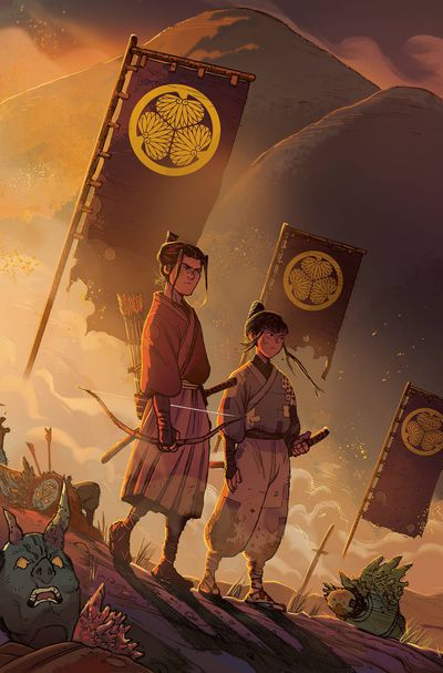 JAN191363 ComicList Previews: RONIN ISLAND #1