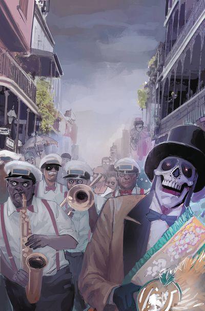 JAN191371 ComicList Previews: BONE PARISH #8