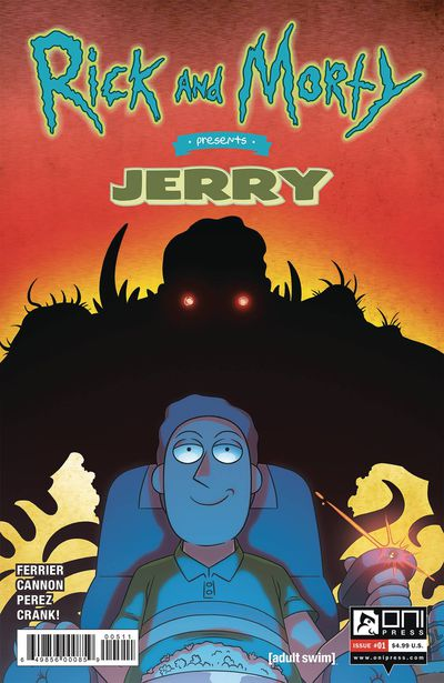 JAN192010 ComicList: Oni Press New Releases for 03/13/2019