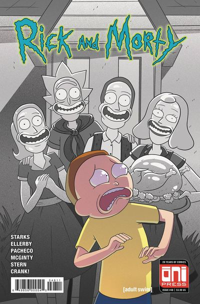 JAN192013 ComicList: Oni Press New Releases for 03/27/2019