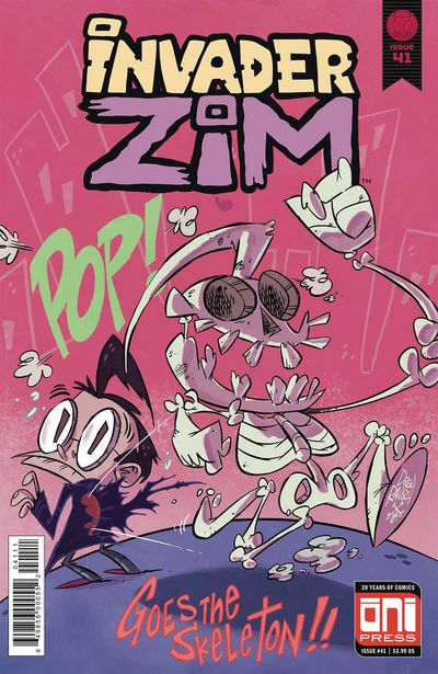 JAN192019 ComicList: Oni Press New Releases for 03/27/2019