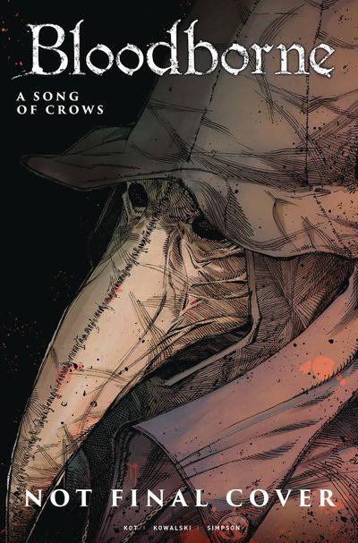 JAN192114 ComicList Previews: BLOODBORNE #10