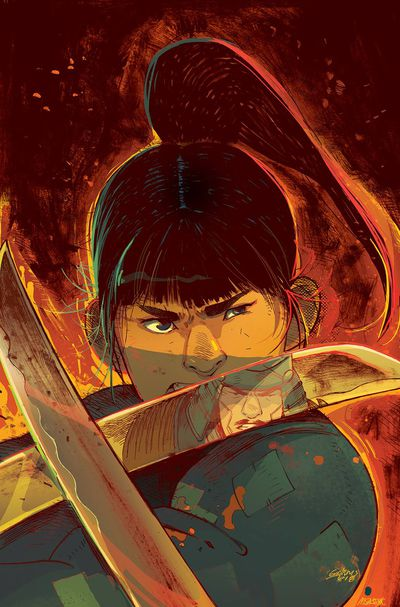 MAR191274 First Look at BOOM! Studios' RONIN ISLAND #3