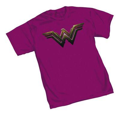 Batman V Superman Wonder Woman Symbol T-Shirt
