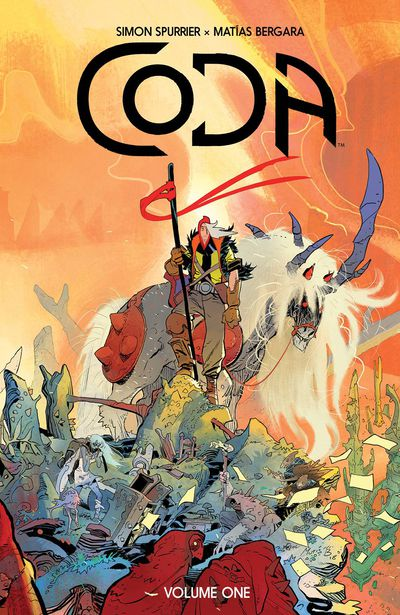 NOV181313 ComicList Previews: CODA VOLUME 1 TP