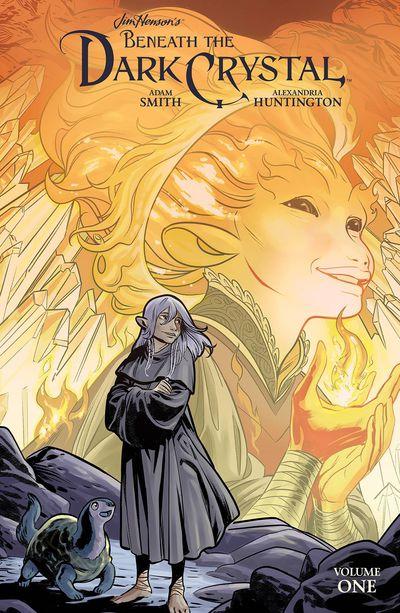 NOV181343 ComicList Previews: JIM HENSON'S BENEATH THE DARK CRYSTAL VOLUME 1 HC