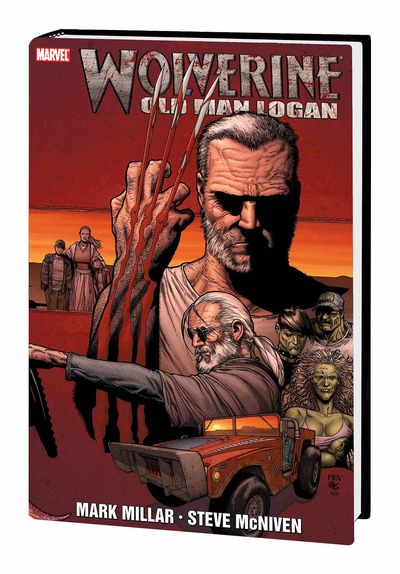 Wolverine: Old Man Logan Cover