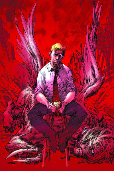 Hellblazer TPB Vol. 1 Original Sins Cover