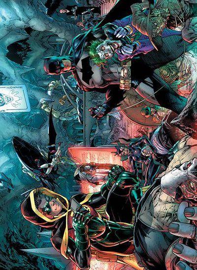 jan198197 ComicList: DC Comics New Releases for 03/27/2019