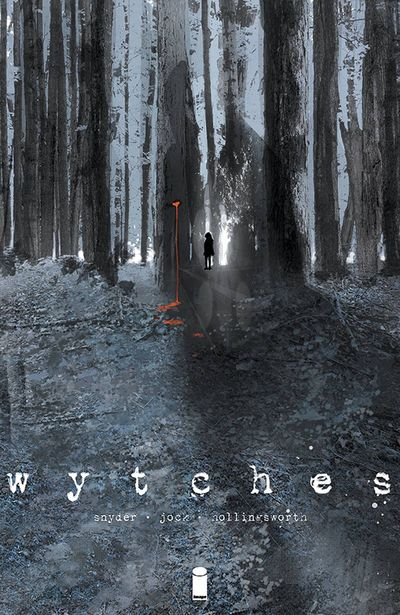Wytches TPB Vol. 01 Cover