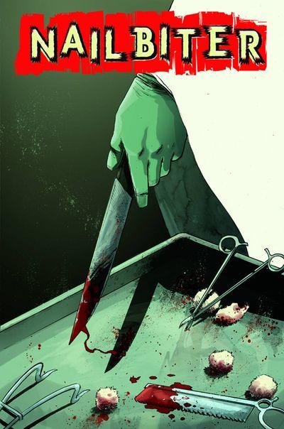 Nailbiter #3. Image Comics.