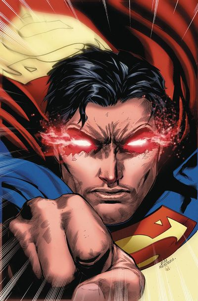 Superman Vol. 1: Son of Superman Cover