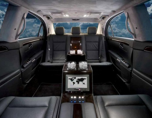 Armored Limousines and Armored SUVsArmored Mercedes BMW