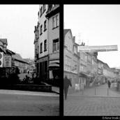 Erfurter Straße - Fußgängerzone