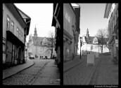 Holzmarkt Richtung Rathaus