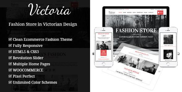 Teresa - A One And Multi Page Fashion Theme - 3