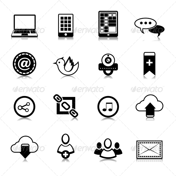 Network Pictogram » Dondrup.com