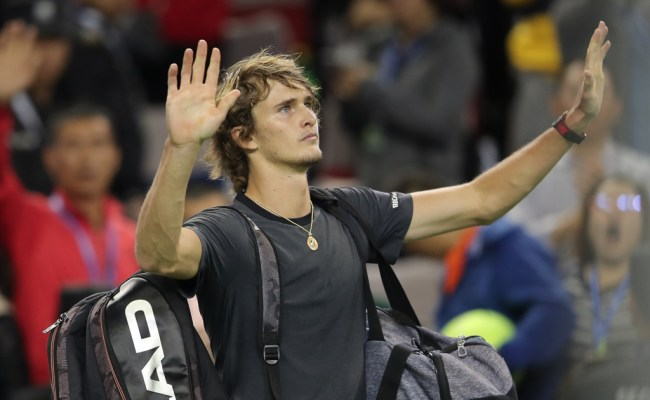 Alexander Zverev Bats For The Young Guys Saying It S Not