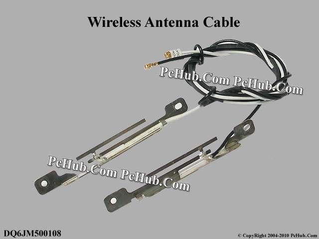 Dell Latitude D610 Wireless Antenna Cable DQ6JM500108