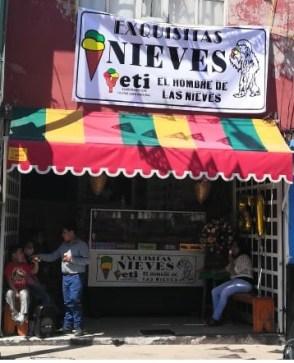 La heladería Yeti de Toluca cumplió 58 años, pues a pesar de encontrarse en un estado y región caracterizada por el frio