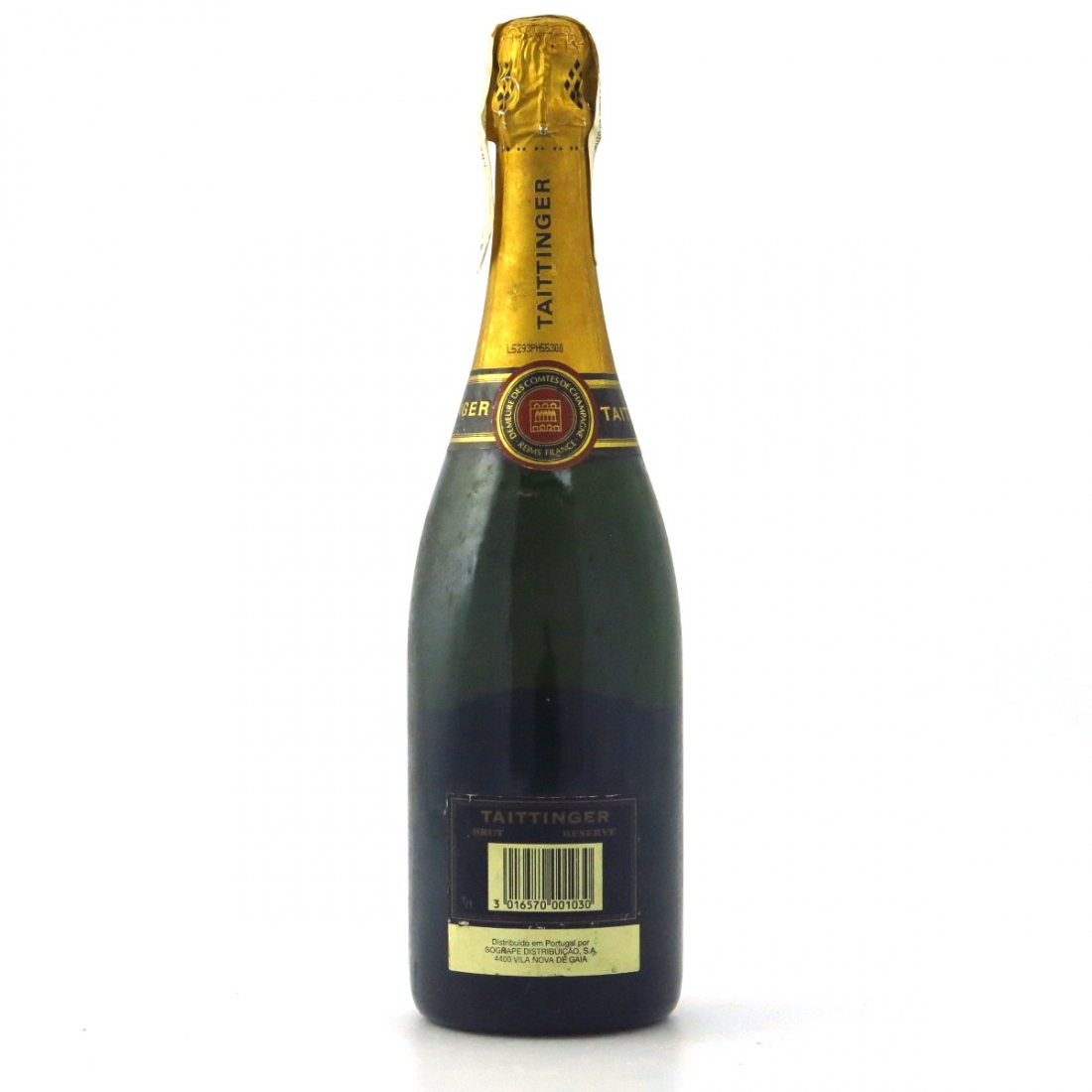Taittinger Brut Reserve NV Champagne | Wine Auctioneer