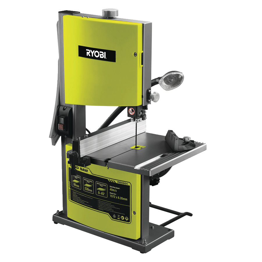 Ryobi Band Saw Manual
