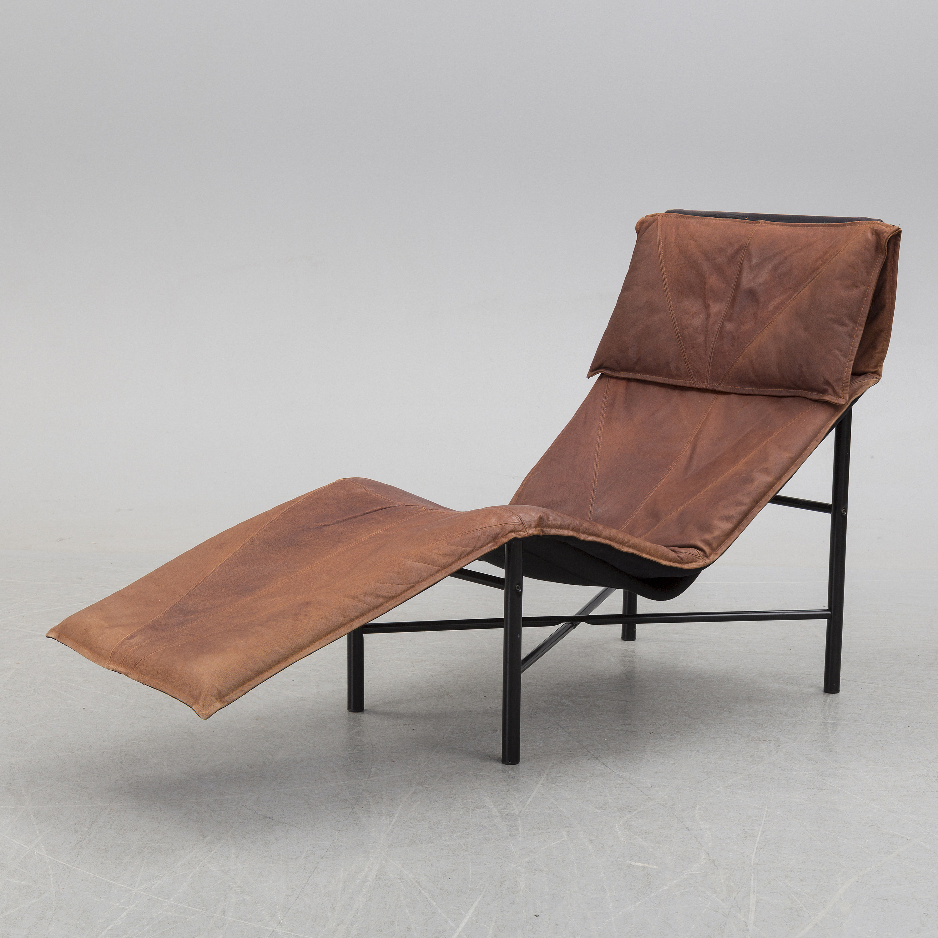 ikea lounge chair camp chairs with canopy a 1980 90 s skye leather by tord bjorklund for