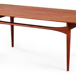 Teak Sofa Table Storage Corner A France And Daverkosen Denmark 1950 S 60 Bukowskis