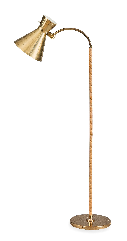 A FLOOR LAMP  Bukowskis