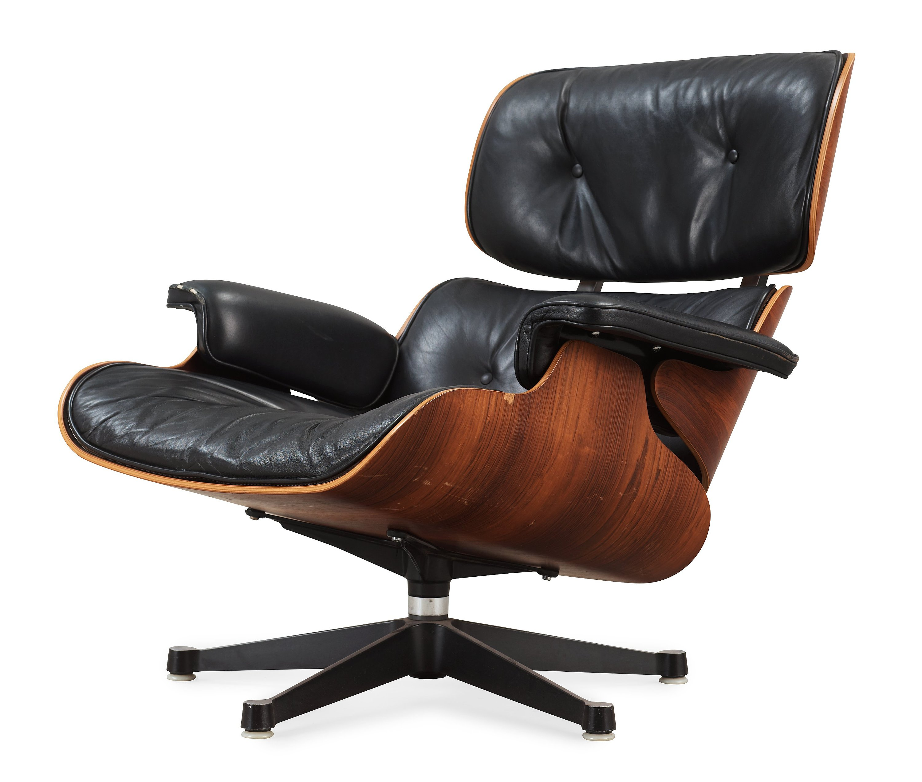 eames chair herman miller fuji massage a charles and ray lounge reportedly made on license by nk sweden in the 1960 s