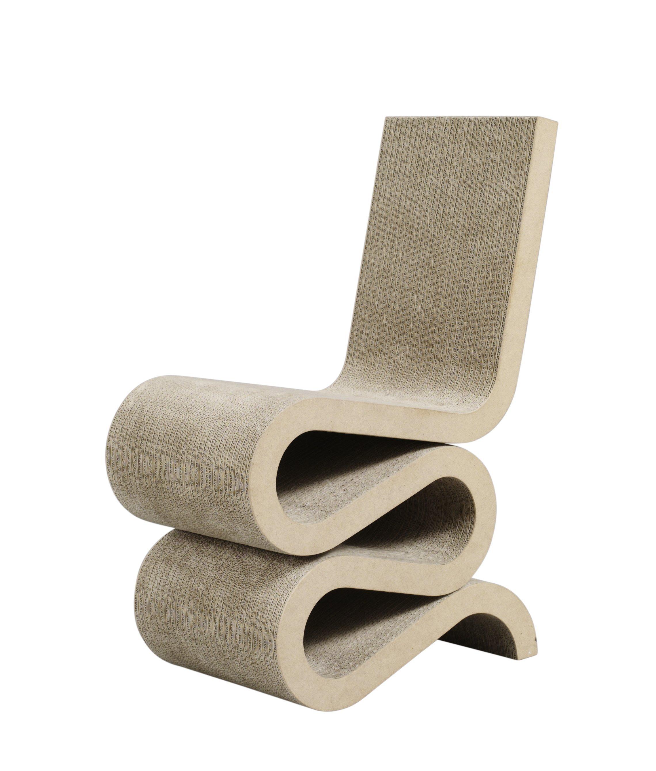 Frank Gehry Wiggle Chair  Rigakublogcom