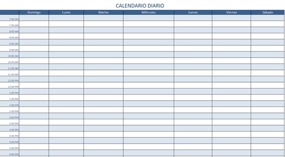 Calendario Empresa Trabajadores Y Salas Excel  Casa diseo