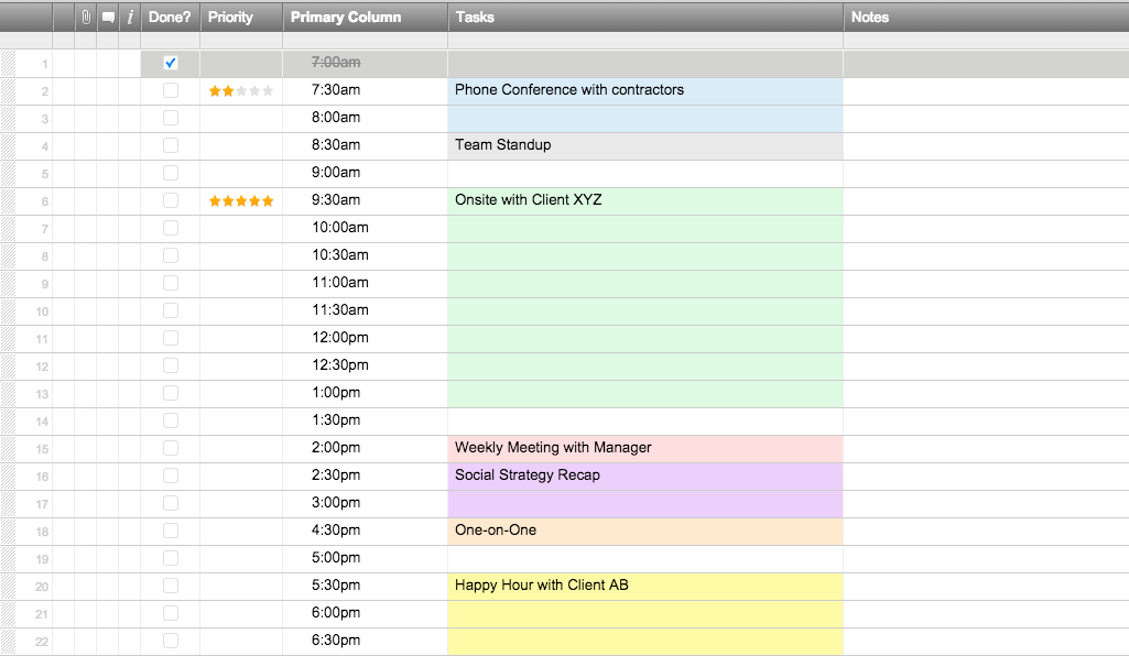free excel schedule maker - April.onthemarch.co