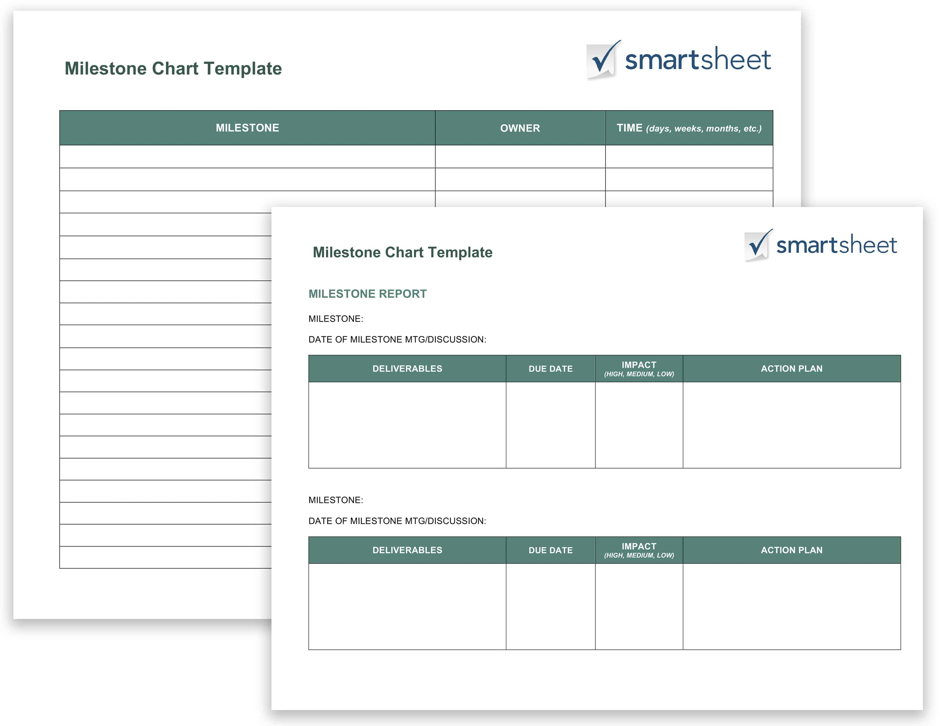 14 Free Program Management Templates