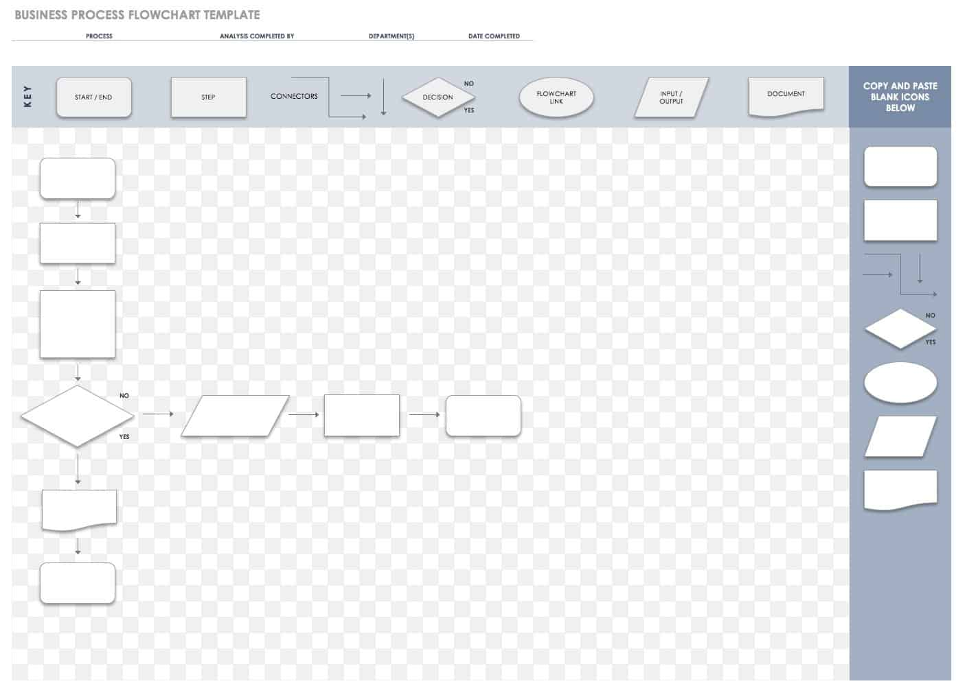 process diagram template excel poulan chainsaw fuel line routing free document templates smartsheet