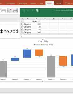The presentation of blank chart is fairly intuitive to follow template has eight fields for measurement also how create  waterfall in excel and powerpoint rh smartsheet