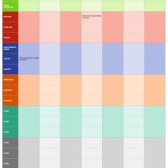 Timing Diagram Excel 36v Battery Wiring Free Technology Roadmap Templates | Smartsheet
