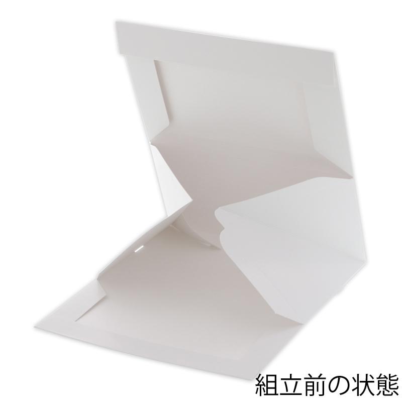【シモジマ オンライン】HEIKO 箱 サイドオープンケーキ箱 3號 白 ケーキ6個用 10枚|包裝用品・店舗用品の ...