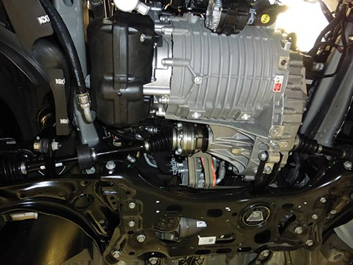 electric motor manufacturer volkswagen e golf tekonsha wiring diagram prodigy manufacturing electrified vehicles in wolfsburg automotive design the is powered by an 85 kw synchronous it mated to a single speed transmission with integrated differential and mechanical