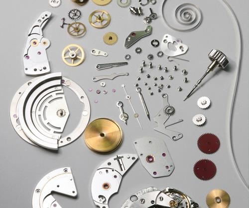 pocket watch movement diagram mercedes benz w123 wiring keeping on small parts : production machining