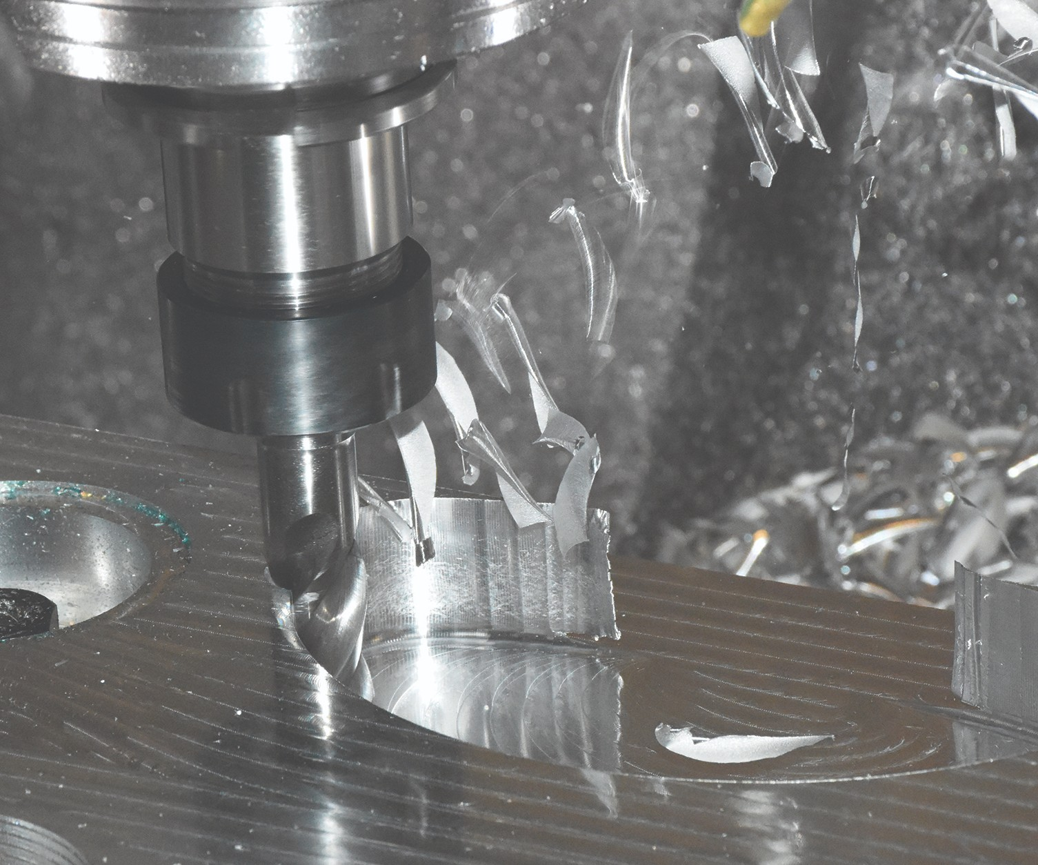 Mastercam - CNC Software, Inc. Showroom : Production Machining