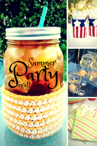 Summer Party Ideas: 20 Simple DIY Party Decorations + More!